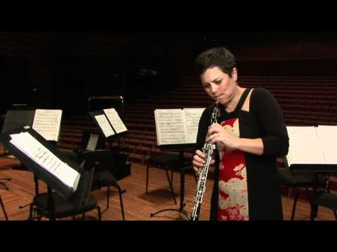 Sydney Symphony Master Class - Oboe - Rossini
