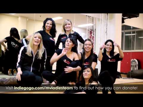 Modus Vivendi Ladies Team | World Latin Dance Cup 2012