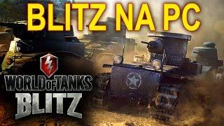 Pierwsze bitwy - World of Tanks Blitz na PC