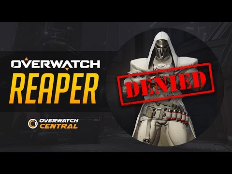 Overwatch | How to Counter Reaper | DENIED