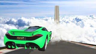 WORLDS BIGGEST GTA RAMP! (GTA 5 Funny Moments)