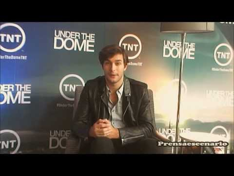 ALEXANDER KOCH - ENTREVISTA - UNDER THE DOME - MEXICO