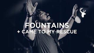 Download Lagu Fountains + Came to my Rescue - Josh Baldwin + Kalley Heiligenthal | Bethel Worship Gratis STAFABAND