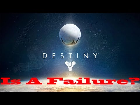 Destiny Is Bungie's Worst Reviewed Game Ever