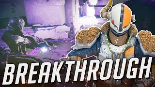 BREAKTHROUGH! New Crucible Game Mode!! | Destiny 2 Forsaken