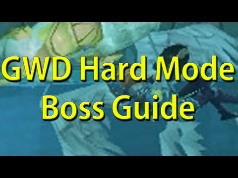 New GWD Hard Mode Boss Guide - Boss Mechanics - Runescape EoC Evolution of Combat