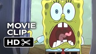 The SpongeBob Movie: Sponge Out of Water Movie CLIP - Mega (2015) - Animated Movie HD