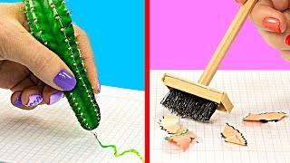 15 DIY School Supplies