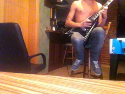 Children of Bodom - Warheart Cover