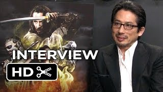 47 Ronin - 47 Ronin Interview - Hiroyuki Sanada (2013) - Action Adventure Movie HD