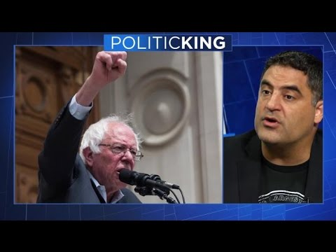 Cenk Uygur Tells Bernie Sanders to Suspend Campaign | Larry King Now | Ora.TV