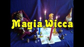 Magia Wicca: Hechizo contra brujería negra