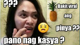Pineapple Girl viral !😂