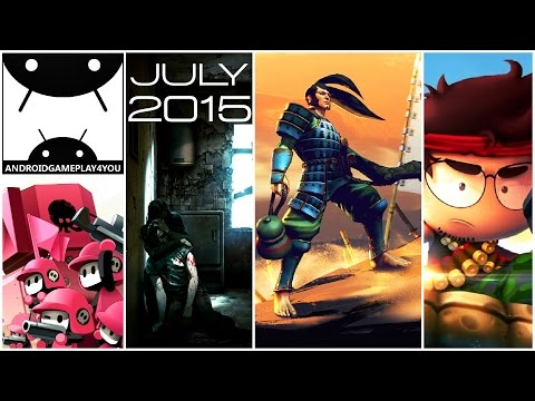 Top 10 Best Android Games July 2015(1080p)
