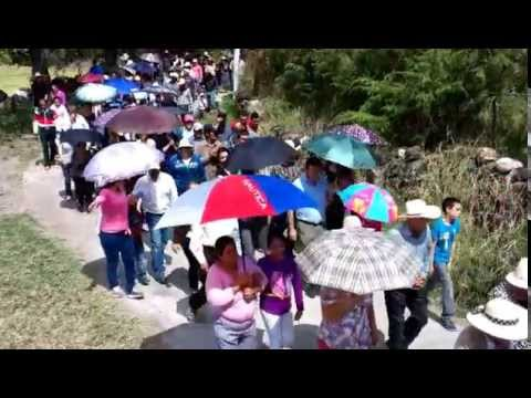 Viacrucis Palmarejo Moyahua de Eda. Zacatecas