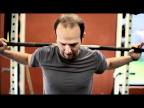 Dustin Pedroia Workout - Behind the Scenes
