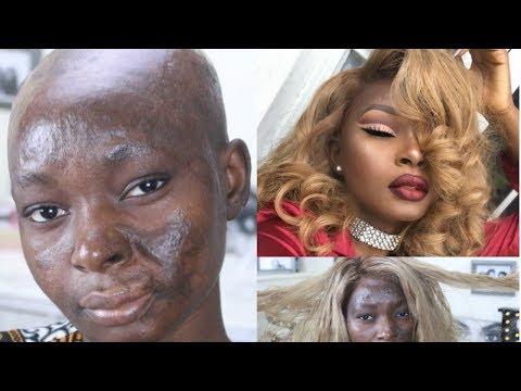 Extreme Makeover Transformation   Shalom Blac