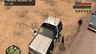 GTA SA - Busted at Fort Carson