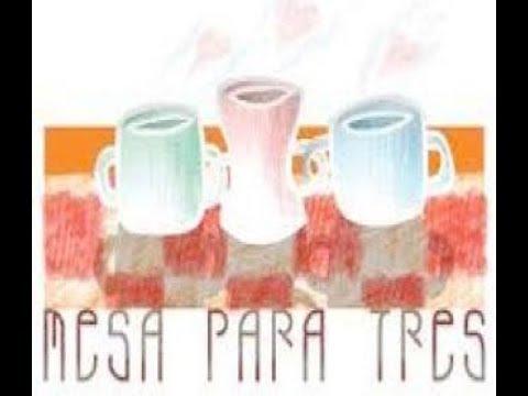 MESA PARA TRES (Novela 2004) CARACOL TV