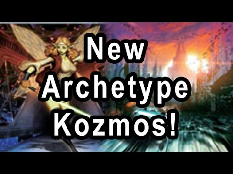 New Archetype Kozmos! Jedi's in Yugioh?