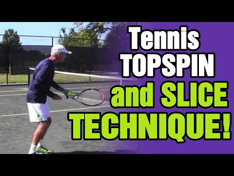 how to return a topspin serve in tennis