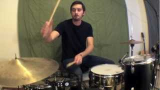 """""""Slow Hands"""" by Interpol (Drum Cover)"""