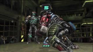 Real Steel: Atom Vs. Metro (Xbox 360 Gameplay)