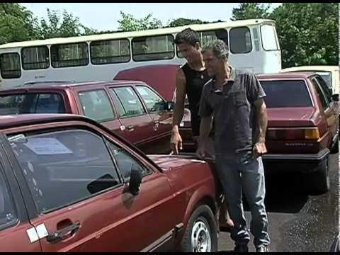 Leilão de veículos em Uberlândia, carros entre R$10,00 e R$5.000,00