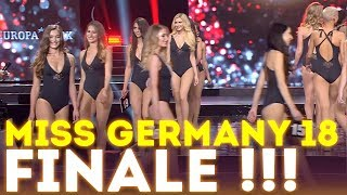BEIM FINALE der MISS GERMANY 2018 | mit Miss Bella