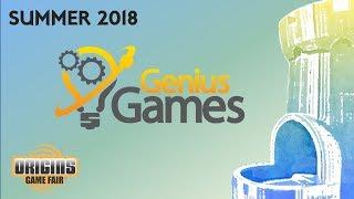 Genius Games Summer Preview