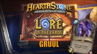 Hearthstone | Lore of the Cards | Gruul
