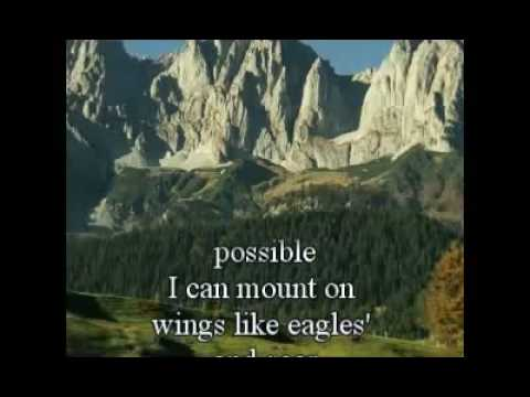 When I call on Jesus -Nicole Mullen (When I call on Jesus ALL things are posible)