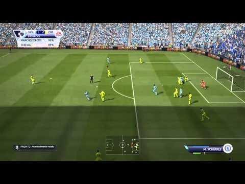 FIFA 15 Carriera allenatore Chelsea #7 Primo big match di campionato ( e che risultato!!!)!!!