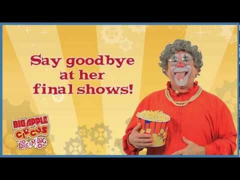 Big Apple Circus - Goodbye Grandma!