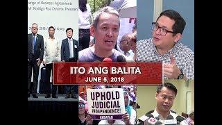 UNTV: Ito Ang Balita (June 5, 2018)