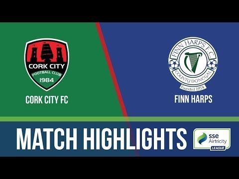 GW32: Cork City 0-0 Finn Harps