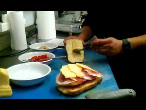 Open Baladin: Lo Chef Luca ci prepara il panino d'Autore in diretta!