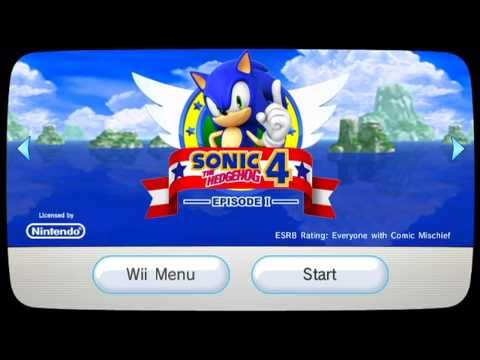 sonic the hedgehog 4 episode 1 wiiware version youtube. Black Bedroom Furniture Sets. Home Design Ideas