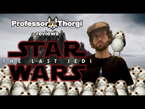 Star Wars the Last Jedi - Thorgi Reviews