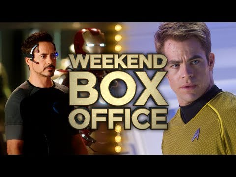 Weekend Box Office - May 17-19 2013 - Studio Earnings Report HD