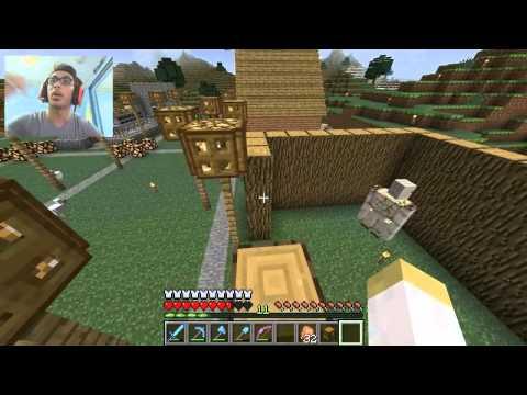ماين كرافت : زحمة يا ناااااااس  #72 | 72# Minecraft : d7oomy999