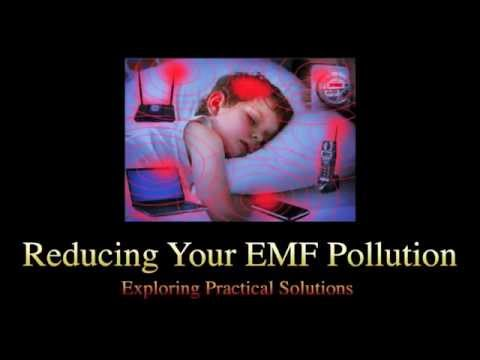 Reducing Your EMF Pollution — Exploring Practical Solutions