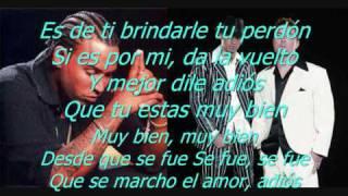 Download lagu Dile a Ella - Magnate y Valentino ft. Don Omar 'Lyrics'