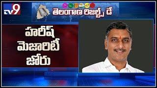 Harish Rao leads by 6-338 votes -- Telangana Election Results 2018  - netivaarthalu.com