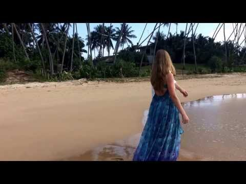 One Day On The Beach Tatyana & Evgeniy... Sri-lanka! video