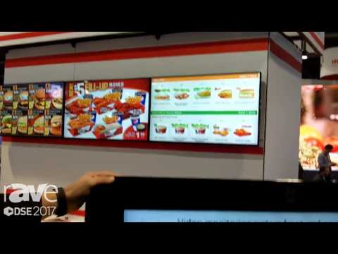 DSE 2017: YCE-Kiosk Shows Digital Signage Monitors And Custom Made Kiosks