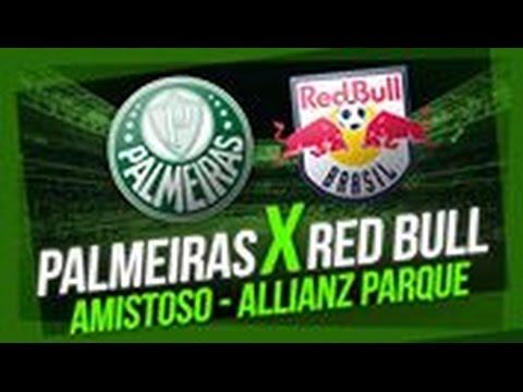 CONVOCAÇÃO: Domingo, 19h, Palmeiras x Red Bull - Allianz Parque
