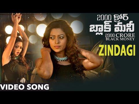 2000 Crore Black Money Video Songs || Zindagi Video Song || Pavan Reddy, Anjali Rao thumbnail