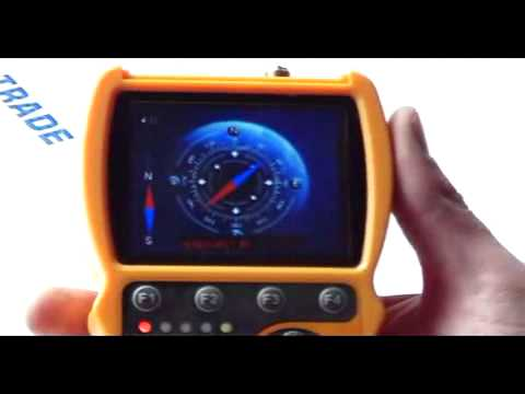 How to use the Compass Feature on your S10 Satellite Meter