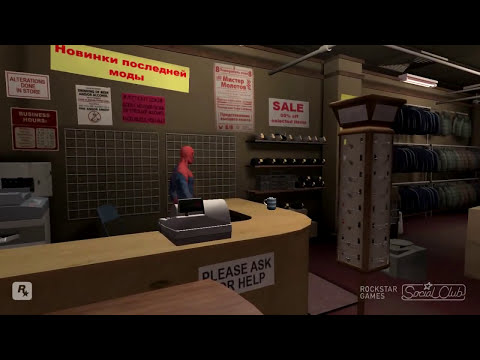 GTA 4 - The Spiderman Adventures 2